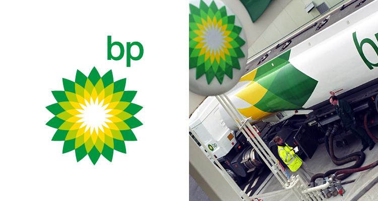 логотип British Petroleum