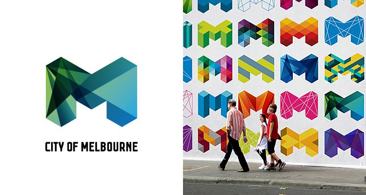 Логотип Мельбурна